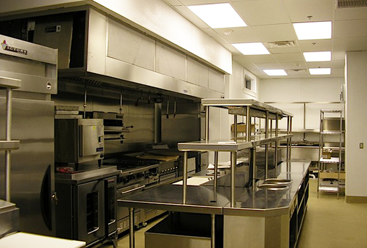 Commercial kitchen equipment sales service installation for Cuisine commerciale equipement