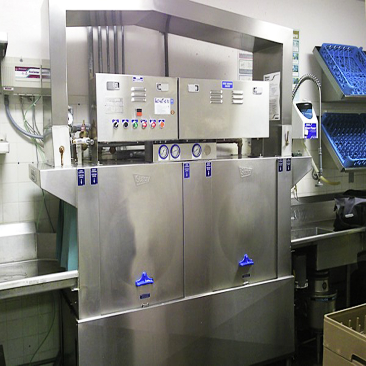 industrial cooking automation and control