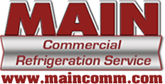 main commercial refrigeration service logo