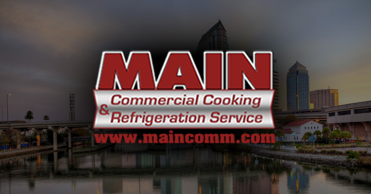 Main Commercial Cooking